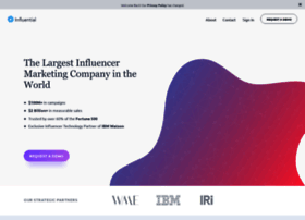 influential.co