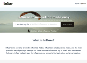 influer.com