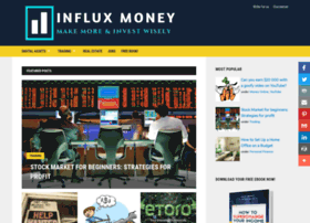 influxmoney.com