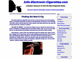 info-electronic-cigarettes.com