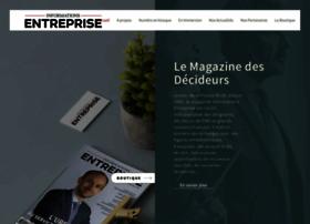 info-entreprise.com