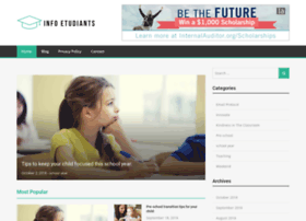 info-etudiants.com