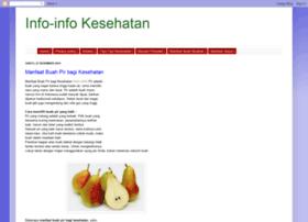 info-info-kesehatan.blogspot.com
