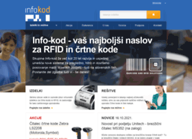 info-kod.si