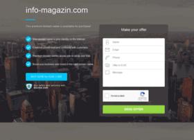 info-magazin.com