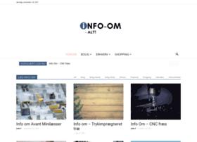 info-om.dk