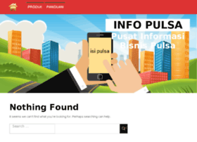 info-pulsa.com