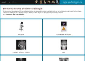 info-radiologie.ch