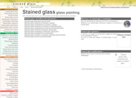 info-stained-glass.com