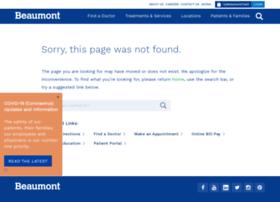 info.beaumont.edu