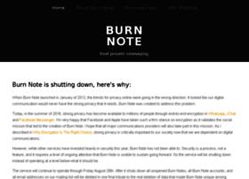 info.burnnote.com