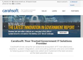 info.carahsoft.com