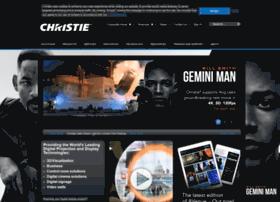 info.christiedigital.com