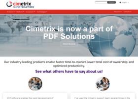 info.cimetrix.com