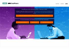 info.cloudphysics.com