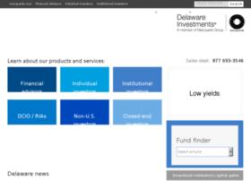 info.delawareinvestments.com