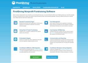 info.firstgiving.com