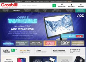 info.grosbill.com