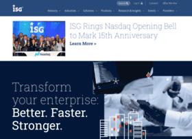info.isg-one.com