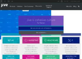 info.jivesoftware.com