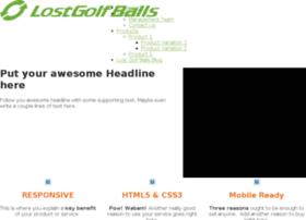 info.lostgolfballs.com