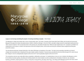 info.marygrove.edu