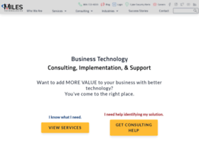 info.milestechnologies.com