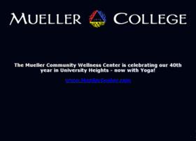 info.mueller.edu