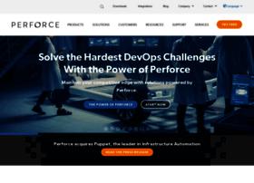 info.perforce.com