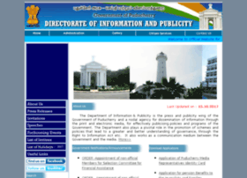 info.puducherry.gov.in