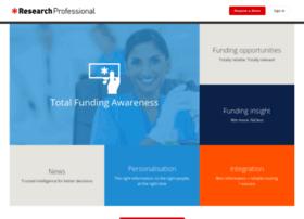 info.researchprofessional.com