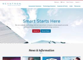 info.scantron.com