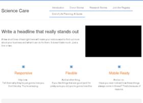 info.sciencecare.com