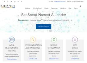 info.sitespect.com