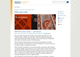info.sjsu.edu