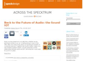 info.speckdesign.com