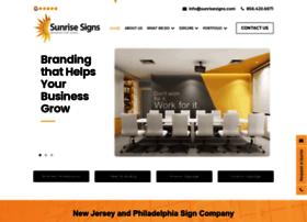 info.sunrisesigns.com
