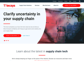 info.tecsys.com