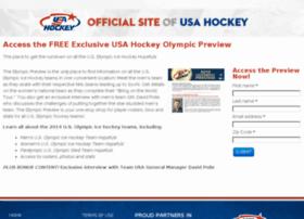 info.usahockey.com