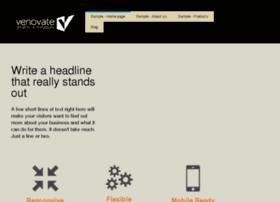 info.venovate.com
