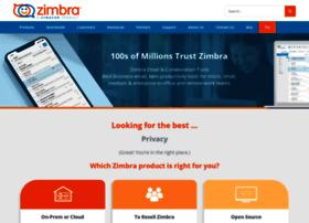 info.zimbra.com