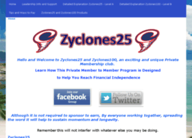 info.zyclones25.com
