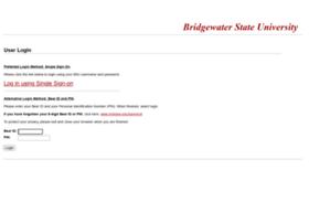 infobear.bridgew.edu