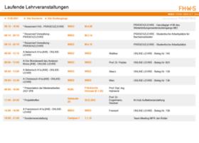 infoboard.fhws.de
