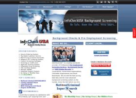 infocheckusa.com