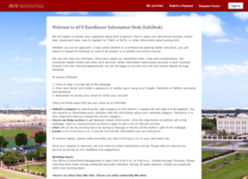 infodesk.aus.edu