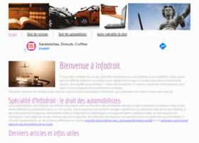 infodroit.com