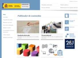 infoelectoral.interior.es