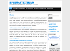 infohargatiket.com