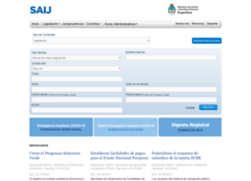 infojus.gov.ar